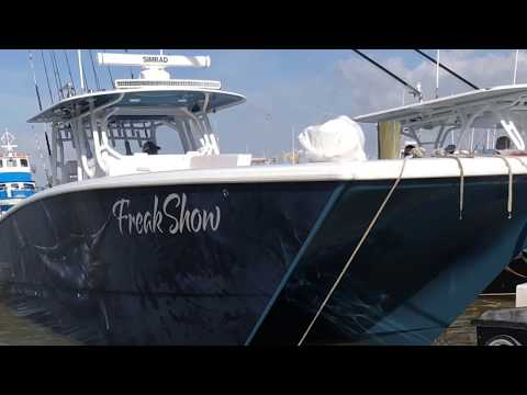 Mexican Gulf Fishing Company Fishing With Capt. Zach Lewis In Venice, Lousiana