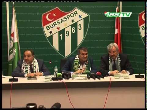 �enol g�ne�  bursaspor ile s�zle�me imzalad�  29 05 2014