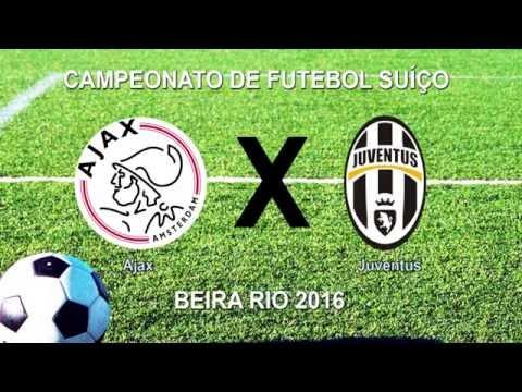 Camp Beira Rio 7ª RODADA AJAX 1 X 2 JUVENTUS