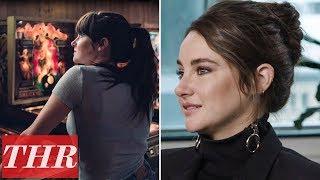 "Shailene Woodley: 'Endings, Beginnings' Set Gave Freedom to Explore ""True Intimacy"" | TIFF"