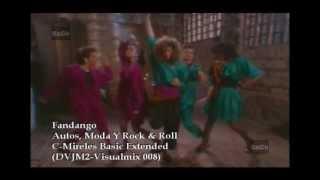 *autos, moda y rock and roll* extended mix - fandango - 1987 - (remasterizado)