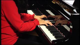 Chenyin Li plays Grieg Lyric Piece 'Lonely Wanderer' op 43 no 2