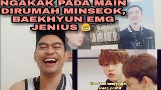 Download lagu EXO FUNNY MOMENTS | SERU BANGET INI MEMANG AKHLAKLESS MEREKA 😂 | SINGER REACTION