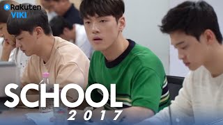 School 2017 | behind the scenes [eng sub]