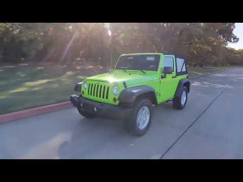 Jeep Wrangler 2013 Review and Test Drive Sport Cars