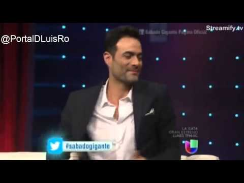 Luis Roberto Guzman - Entrevista Con Don Francisco En #SábadoGigante