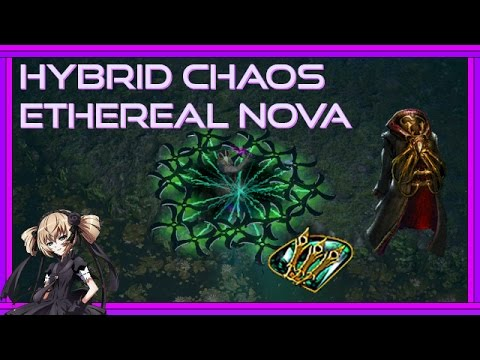 Path of Exile: Hybrid Chaos Ethereal Knives Nova Build Guide