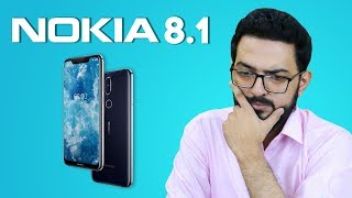 NOKIA 8.1 Unboxing Review & First Impression | Telemart.pk