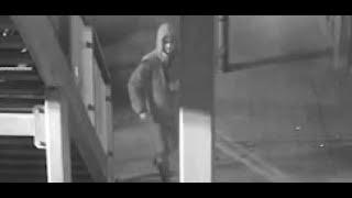 Fahndung mit Videobildern: Polizei sucht Reifenstecher von Chemnitz