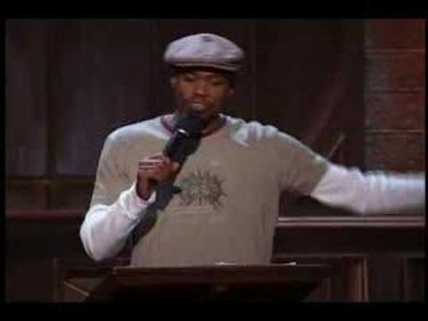 Dave Chappelle on Def Poetry Jam