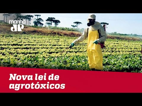 Câmara Discute Política Nacional Para Redução De Agrotóxicos