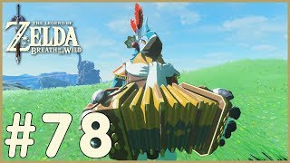 Zelda: Breath Of The Wild - Kass (78)