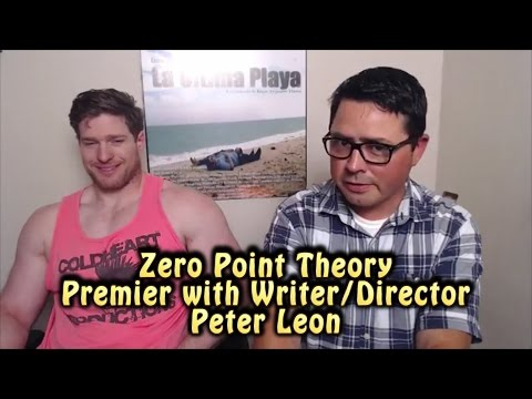 FILMspiration - conversation with ZERO POINT THEORY director Peter Leon