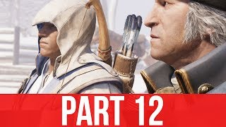ASSASSIN'S CREED 3 REMASTERED Gameplay Part 12 - SEQUENCE 9