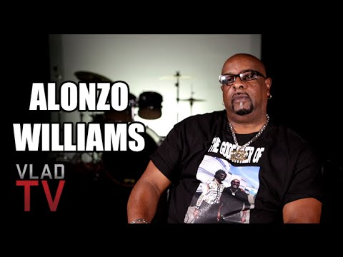 Alonzo Williams Details Writing Book About Involvement with NWA
