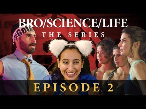 The Rock Presents Dom Mazzetti's Training Program! BroScienceLife: The Series Episode 2