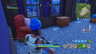 Bathroom Occupied or BIG DADDY'S ARCADE FORTNITE pt 2