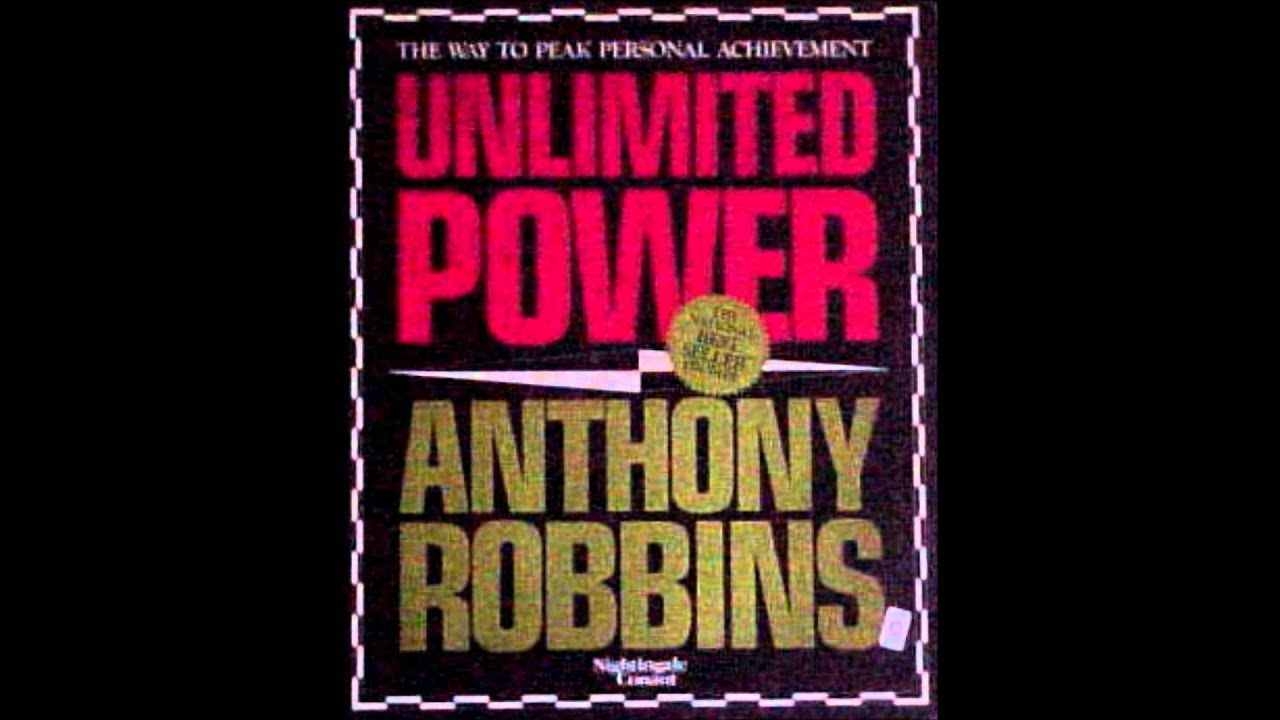 Unlimited Power Tony Robbins Book Summary And Review