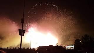 Nashville fireworks finale 2019