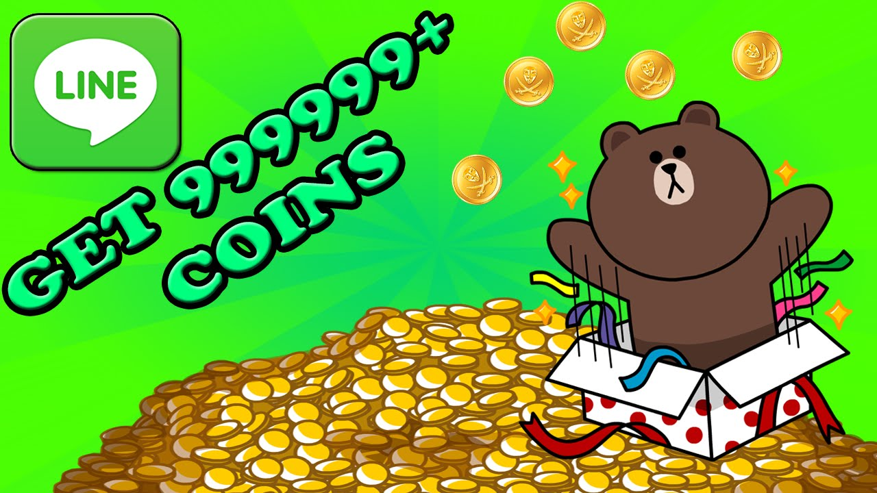 line unlimited coin