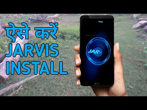 Install Jarvis System In Android || iron man jarvis system || - YouTube