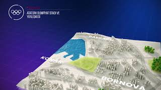 Atatürk Olimpiyat Stadı ve Yerleşkesi   Nihat ZEYBEKCİ