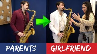 what people want me to play on SAX 🎷