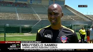 African Football C License coaching course under way in PE