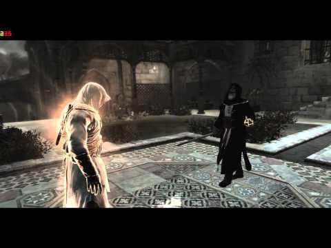 Assassins creed-Altair vs Al Mualim + final