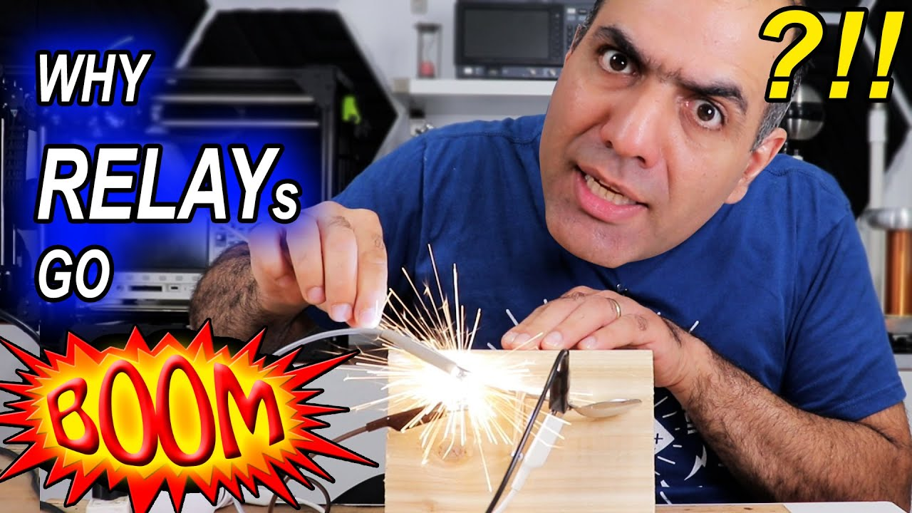 Why RELAYs go BOOM!!! And How to Use Them