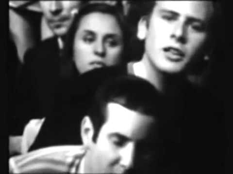 Simon and Garfunkel Sound Of Silence-Haarlem-1966