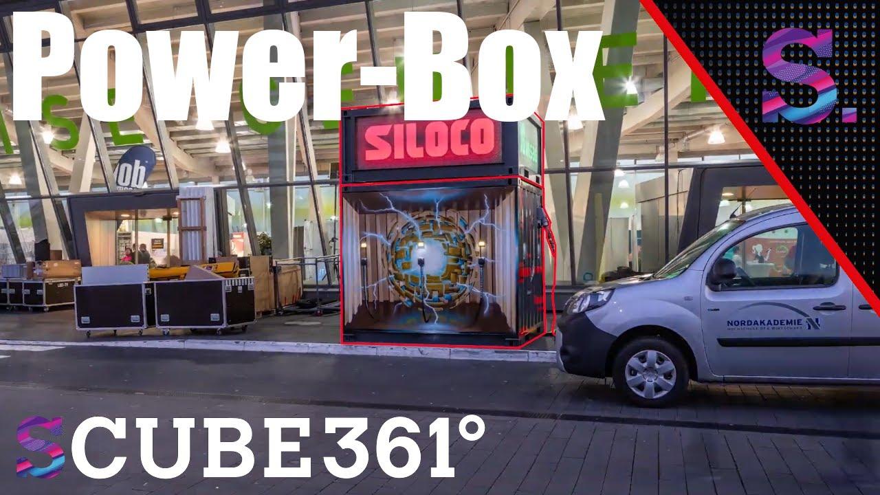 Youtube Video: Power Box - Elektro-Tankstelle