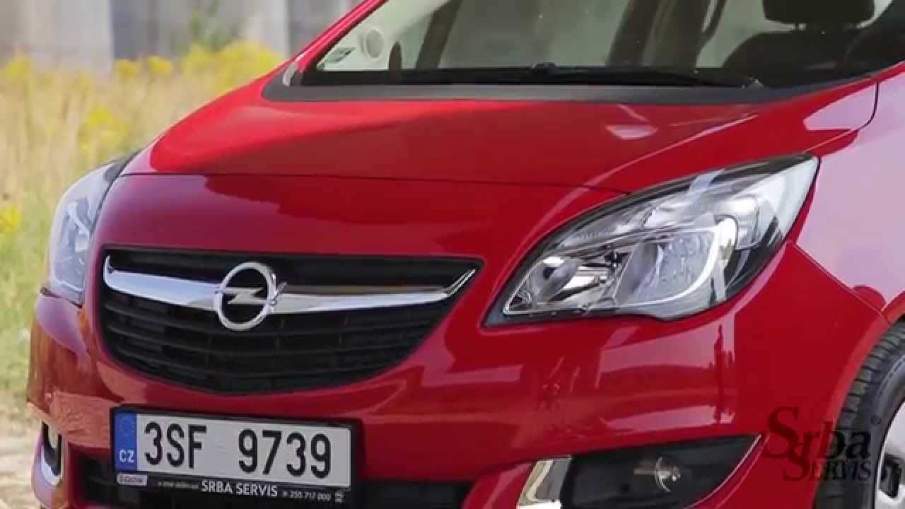 opel meriva 2016 1 4 srba servis praha youtube. Black Bedroom Furniture Sets. Home Design Ideas