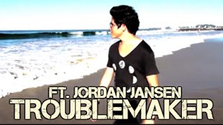 Jordan Jansen - Troublemaker - Official Music Video (Olly Murs Cover)
