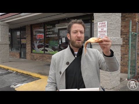 Barstool Pizza Review - Angelo