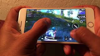 Iphone 7 Plus Vs Galaxy Note 9 Pubg Mobile Gaming  Test
