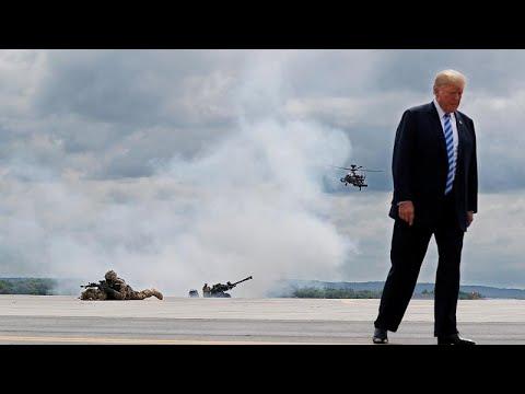 أمريكا تؤجل عرضا عسكريا طلبه ترامب تكلفته 92 مليون دولار…  - نشر قبل 1 ساعة