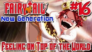 Fairy Tail: New Generation (Minecraft Mod) - Episode 16 | Feeling on Top of the World!