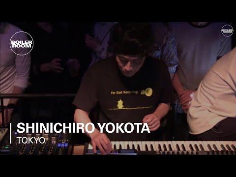 Shinichiro Yokota Boiler Room Tokyo Live Performance