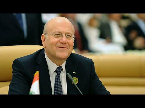 ...لبنان: نادي رؤساء الوزراء السابقين يرشح نجيب ميقاتي ل