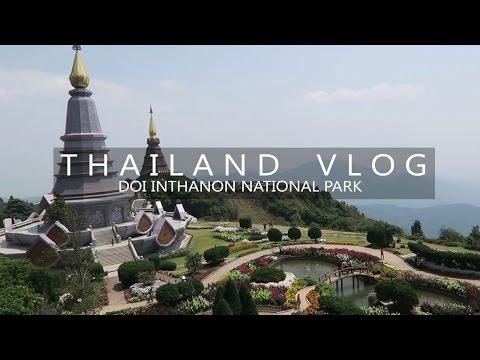 Doi Inthanon National Park | CHIANG MAI, THAILAND VLOG