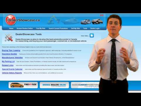 Car Buying & Leasing Tips, Information, Reviews - DealerShowcase.ca