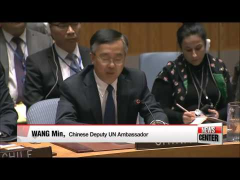 N. Korea's human rights issues make UN Security Council agenda for second year