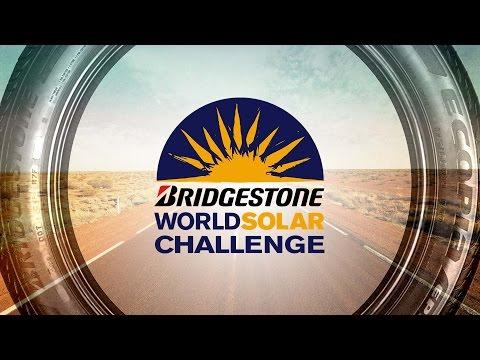 2015 Bridgestone World Solar Challenge - Introduction