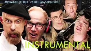 [Instrumental] Ghostbusters vs Mythbusters ERB Season 4 - INSTRUMENTAL