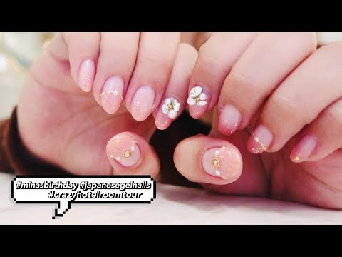 CUTEST JAPANESE GEL NAILS! kawaii ~