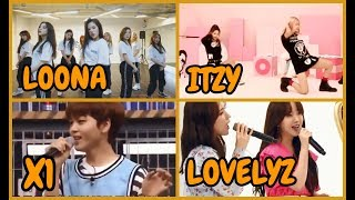 Cover images ◣[Part 10]Kpop idols singing/dancing to BTS (방탄소년단) songs compilation◥