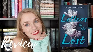 LETTERS TO THE LOST BY BRIGID KEMMERER | SPOILER FREE REVIEW