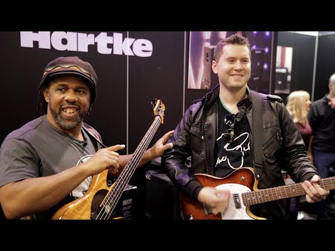 Playing Wrong Notes With Victor Wooten