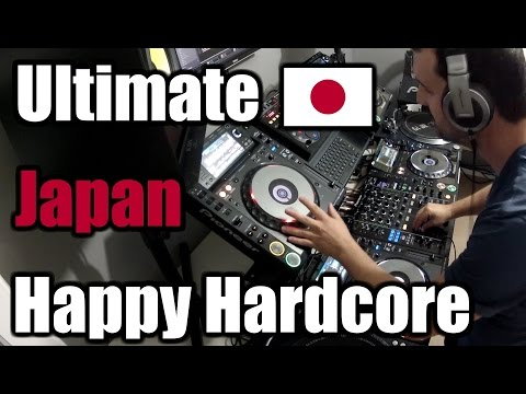 DJ Cotts - Ultimate Japan, Happy Hardcore Mix